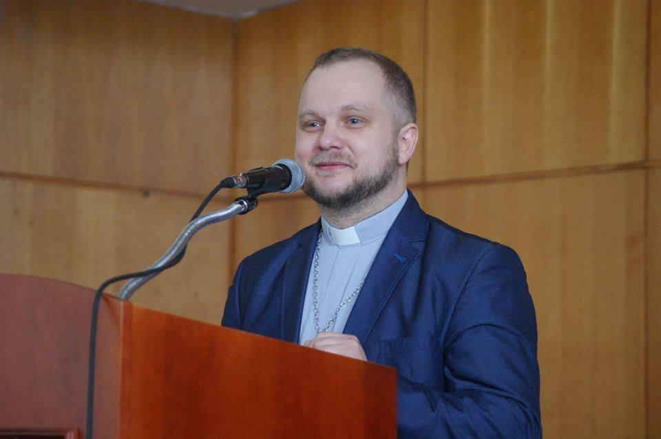 Павел Шварц- новый глава НЕЛЦУ / nelcu.org.ua