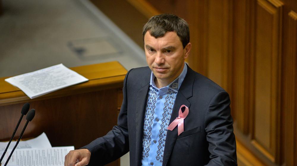 Прикарпатський нардеп Іванчук попався на нових