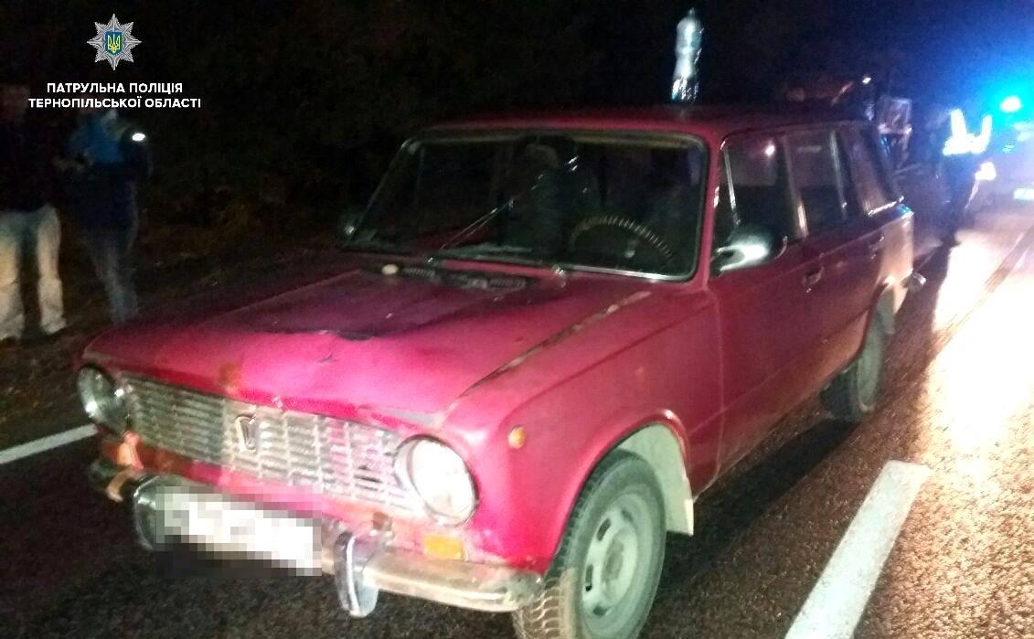 12 жовтня патрульну, яка регулювала рух поблизу акції протесту, збив автомобіль ВАЗ, потерпілу госпіталізували.