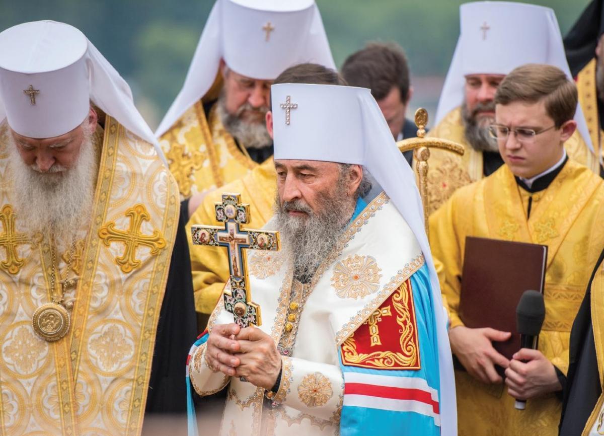 Митрополит Онуфрий выразил соболезнования родственникам погибших в результате трагедии в Керчи / news.church.ua