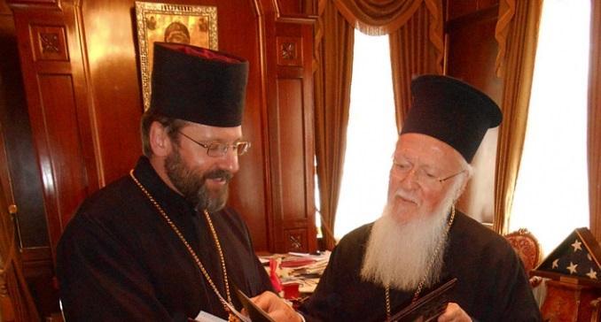 Глава УГКЦ призвал переосмыслить экуменический диалог католиков и православных / news.ugcc.ua