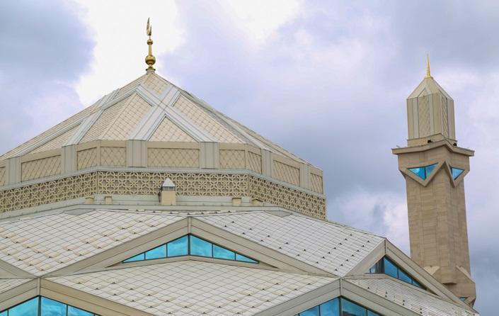 Мечеть в Астане -первая в мире с нулевым энергопотреблением / newtimes.kz