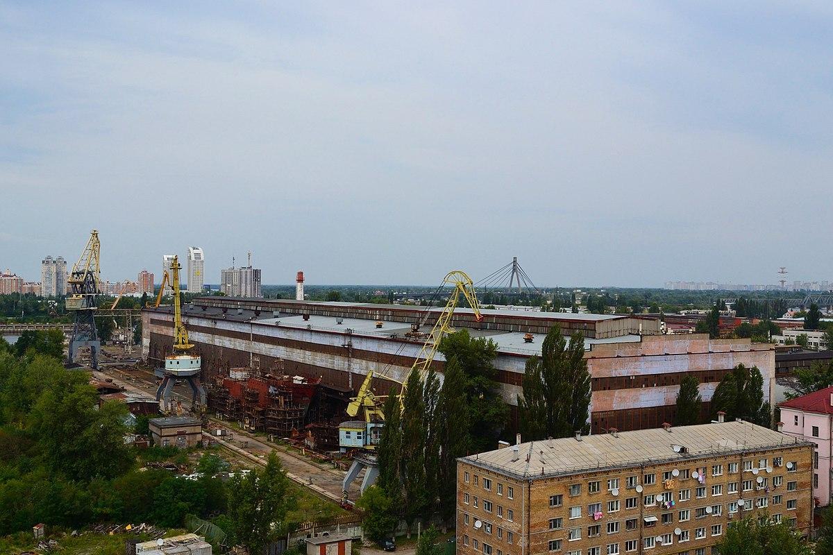 Стоимость и сроки завершения сделки продажи завода не разглашаются / фото wikipedia.org
