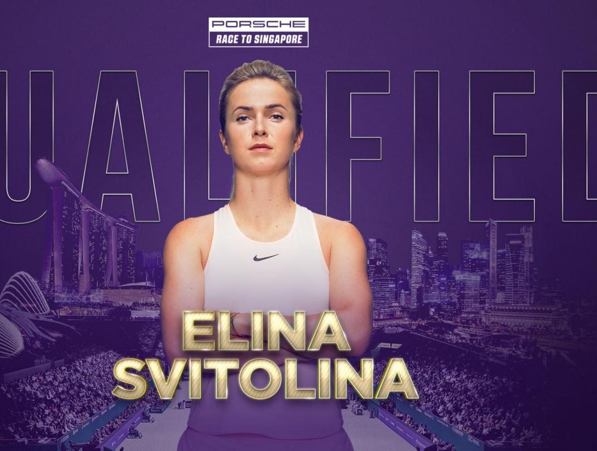 Свитолина попала в число восьми лучших теннисисток мира / WTA Tour