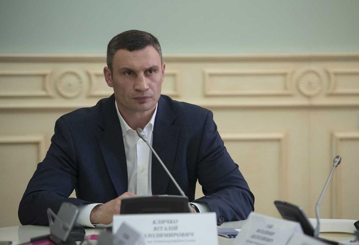 Кличко відзначив, що у столиці триває масштабний ремонт доріг \ kiev.klichko.org