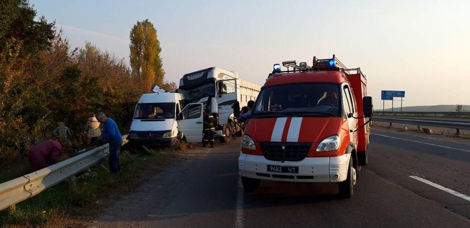 Одна из девочек, пострадавшая в ДТП, скончалась не приходя в сознание / facebook.com/konstantin.protsenko