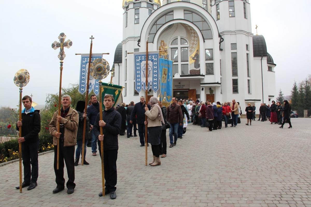 В Зарванице состоялось паломничество работников социальной сферы и Пенсионного фонда / zarvanytsya.org