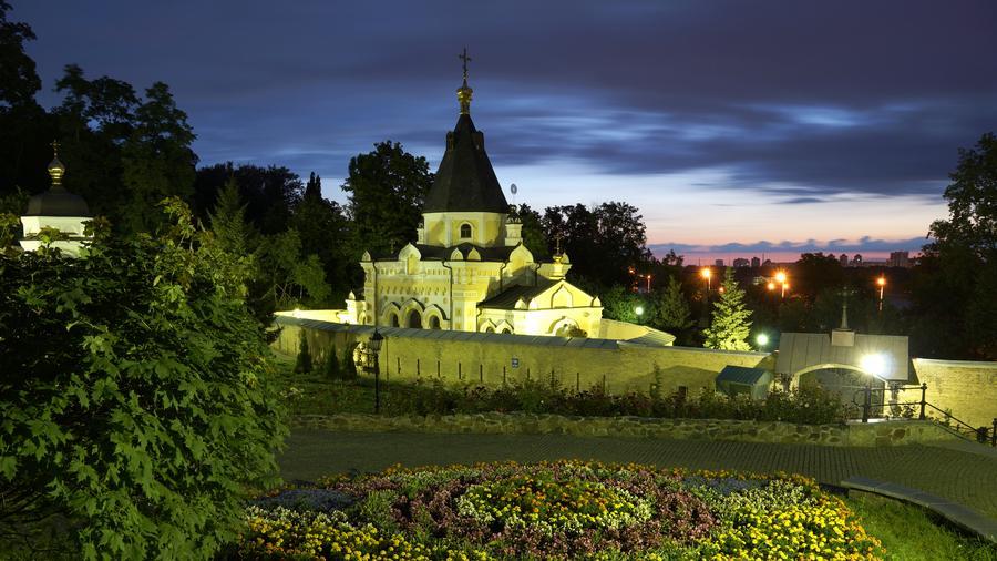 В этом году празднуется 30-летие со дня возобновления монашеской жизни вПечерской обители/ lavra.ua