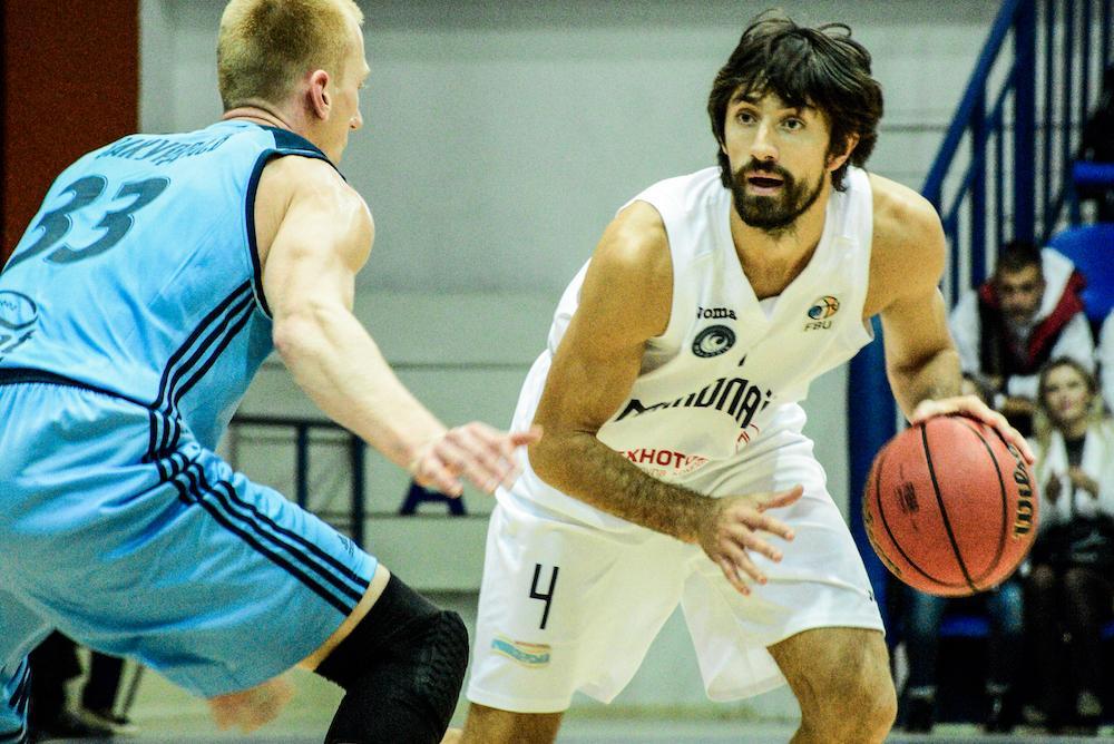 Миколаїв сенсаційно обіграв Дніпро у баскетбольній Суперлізі