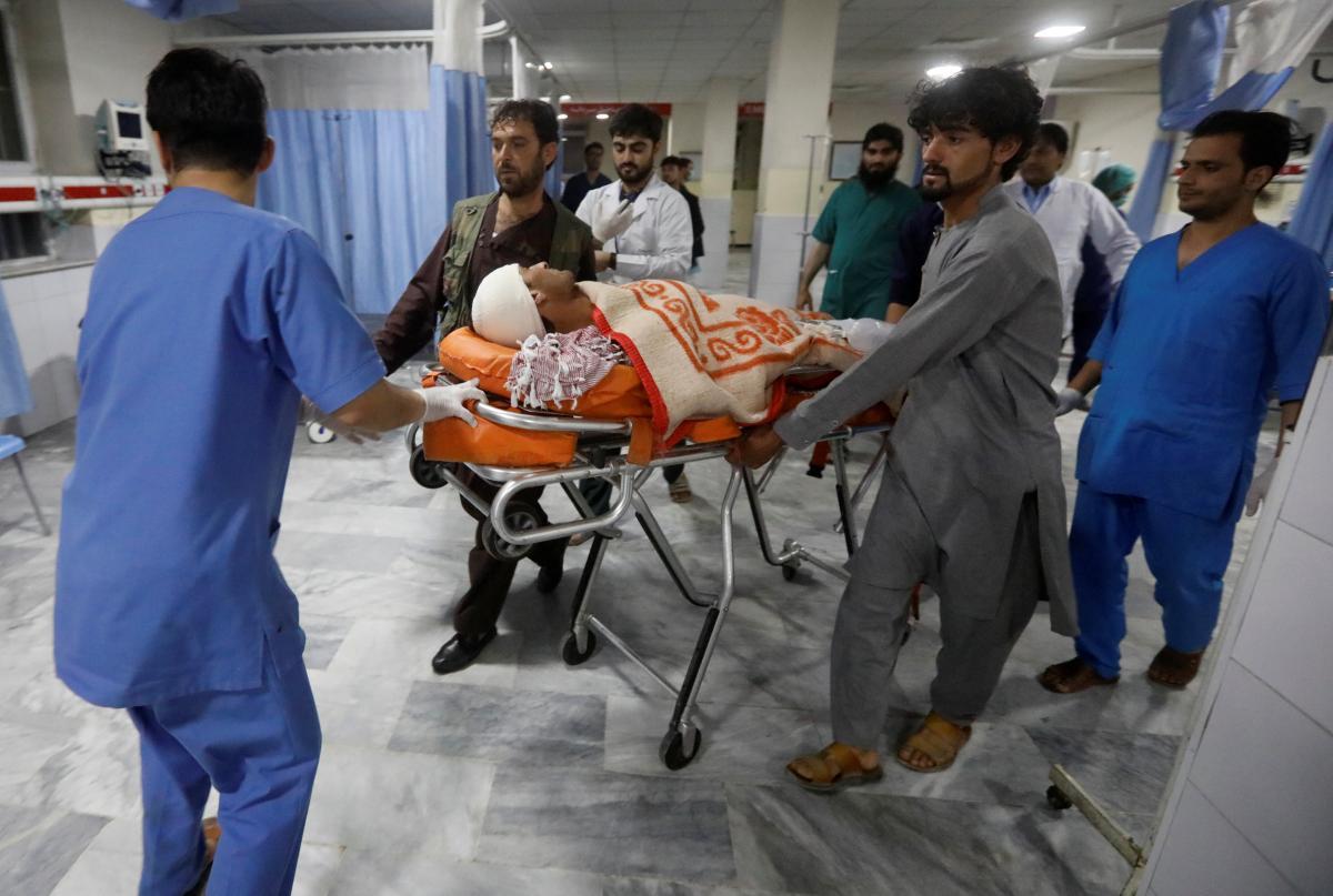 В Афганістані на другий день парламентських виборів при вибуху загинули 11 осіб
