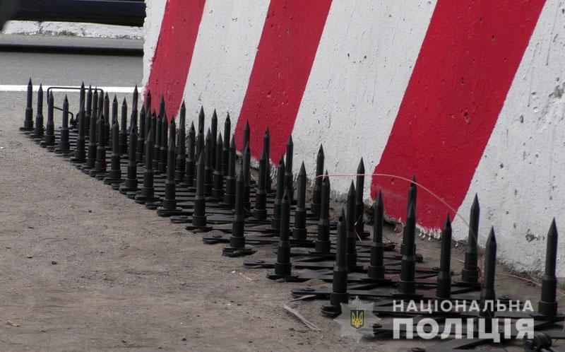 Водитель отказался предоставлять авто для осмотра / фото police.dn.ua