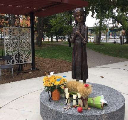 Résultats de recherche d'images pour «Holodomor Memorial toronto»