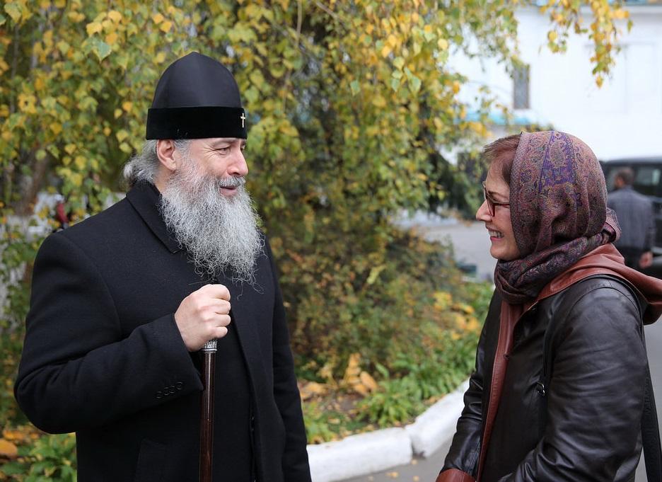 Святогорскую лавру посетила Посол США / svlavra.church.ua
