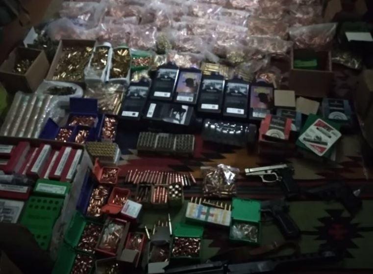 На Днепропетровщине разоблачили цех по производству боеприпасов / Facebook - Вячеслав Аброськин