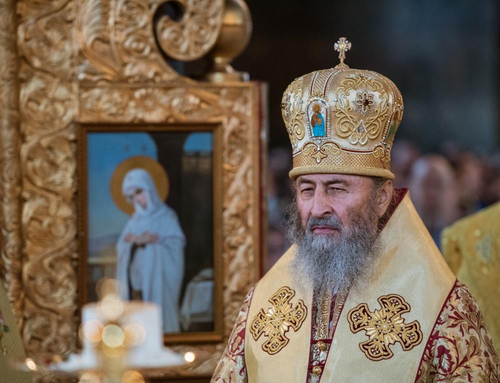 Предстоятель УПЦ призвал православных чтить иконы / news.church.ua