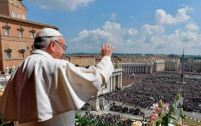 Ватиканское телевидение ежедневно проводит съемки рабочих встреч Святейшего Отца / sib-catholic.ru