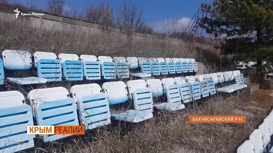 """Покинута база """"Таврії"""" в окупованому Криму / «Крим.Реалії»"""