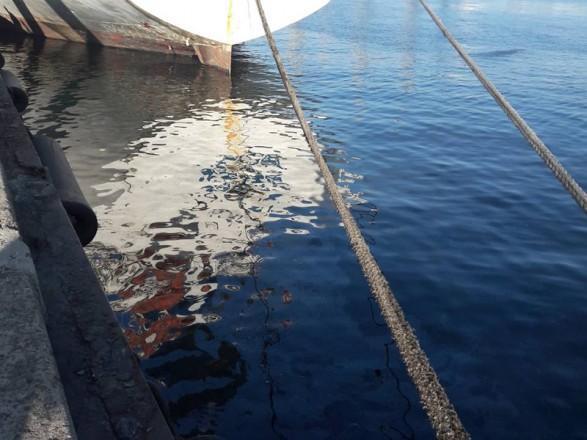 Продолжаются мероприятия по установлению источника загрязнения / фото uspa.gov.ua