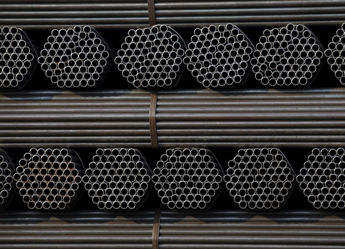 Украина начала антидемпинговое расследование поимпорту стальных труб изКитая