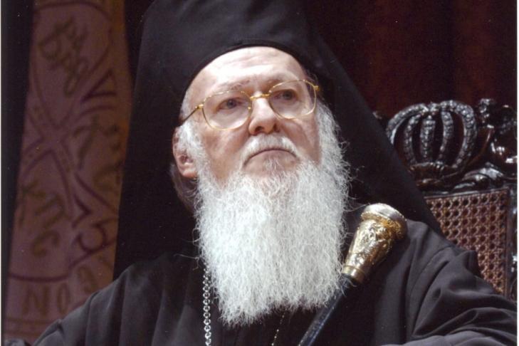 Патриарх Варфоломей / bagnet.org