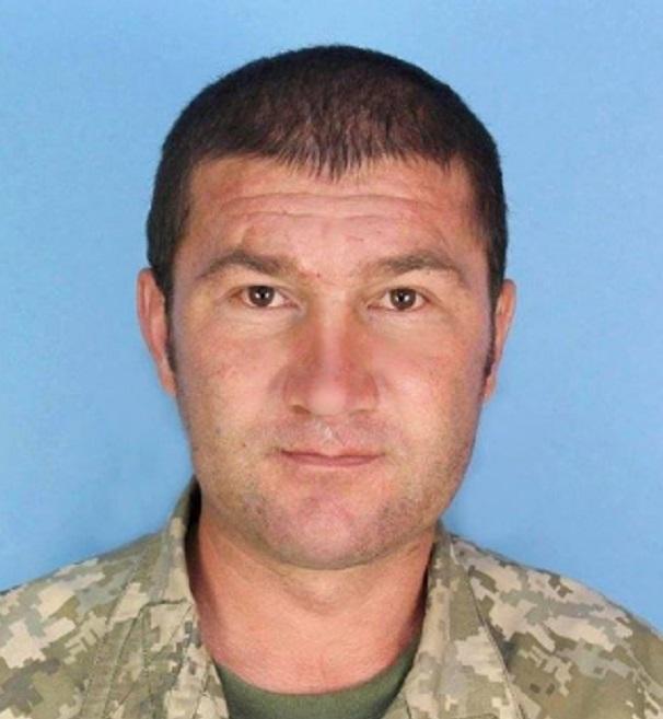 Військовий пройшов гарячі точки на Донбасі / фото facebook.com/93OMBR