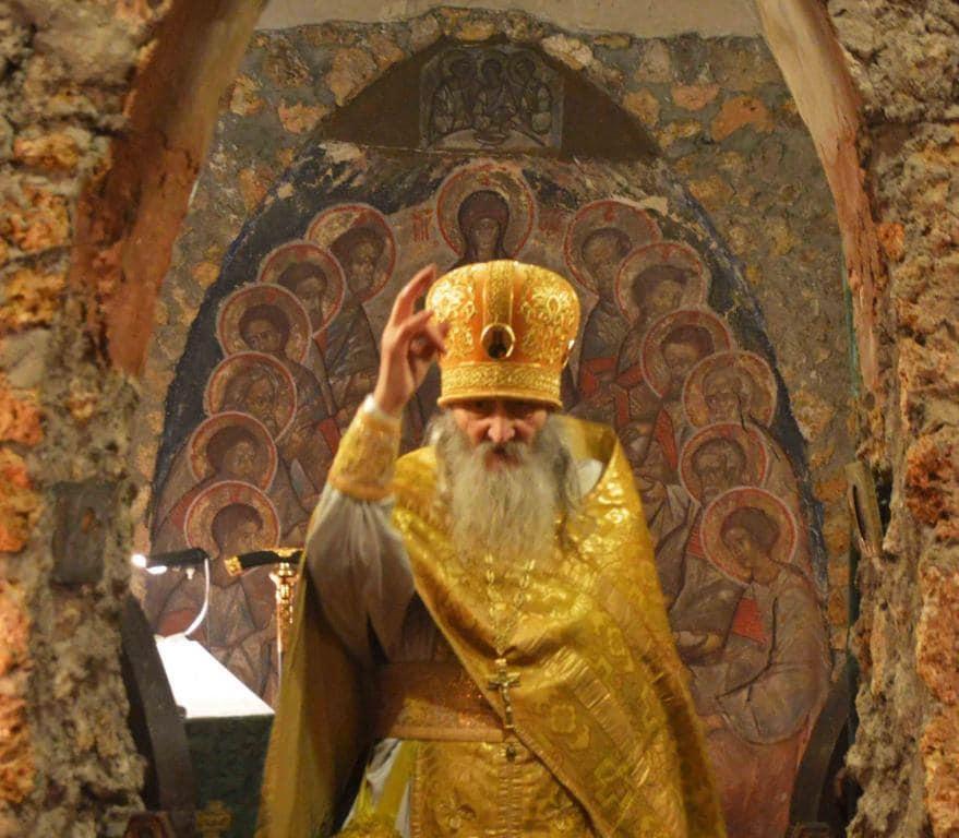 Скончался старейший клирик Корсунской епархии архимандрит Варсонофий / orthodoxie.com