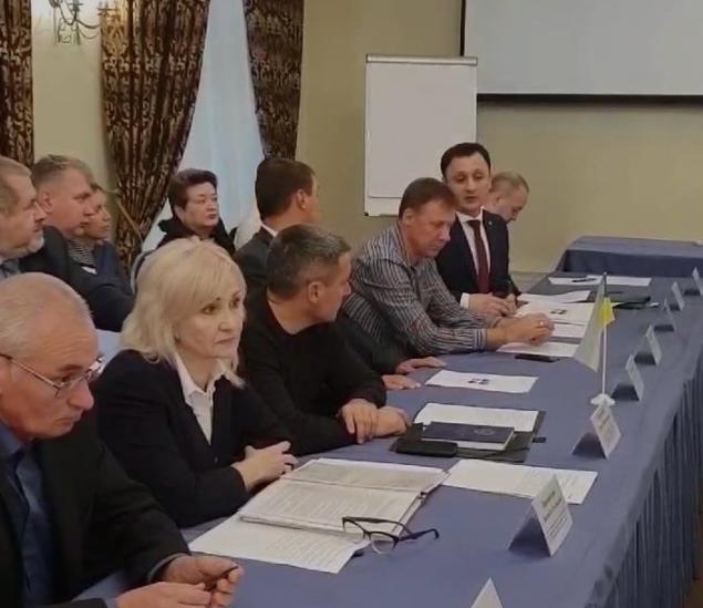 По словам нардепа, заседание комиссии сорвано / Скриншот