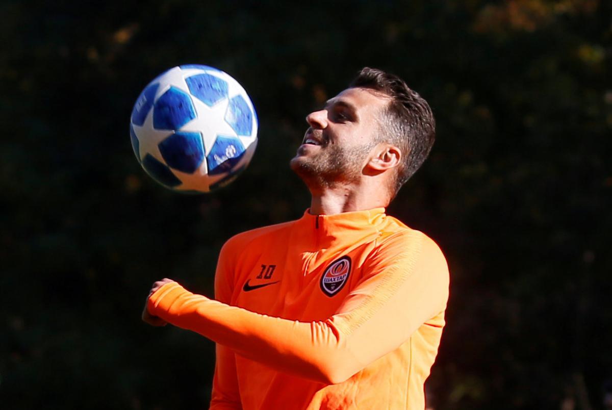 Мораєс прокоментував гру Шахтаря проти Манчестер Сіті / Reuters