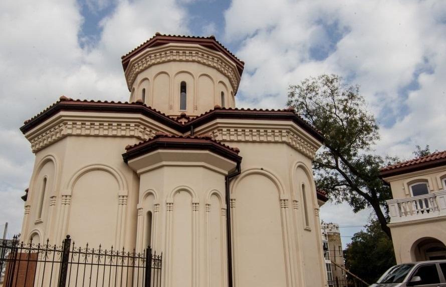 В Одессе для грузинской диаспоры появится храм / eparhiya.od.ua