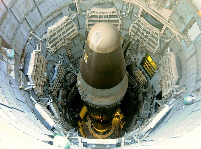 США не повинні виключати можливість першого ядерного удару/ Flickr/Mike McBey