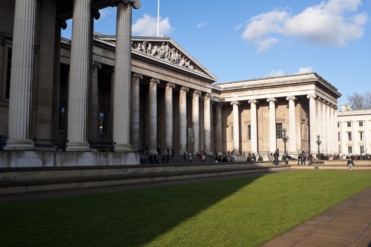 Британський музей / Travelask