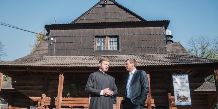 Благовещенская церковь в Коломые станет памятником ЮНЕСКО / news.ugcc.ua