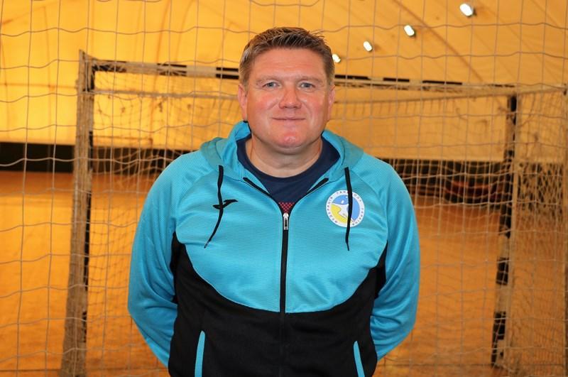 Сергей Бебешко – тренер сборной Украины / handball.net.ua
