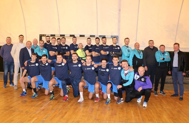Збірна України з гандболу програла Данії в кваліфікації Євро-2020 / handball.net.ua
