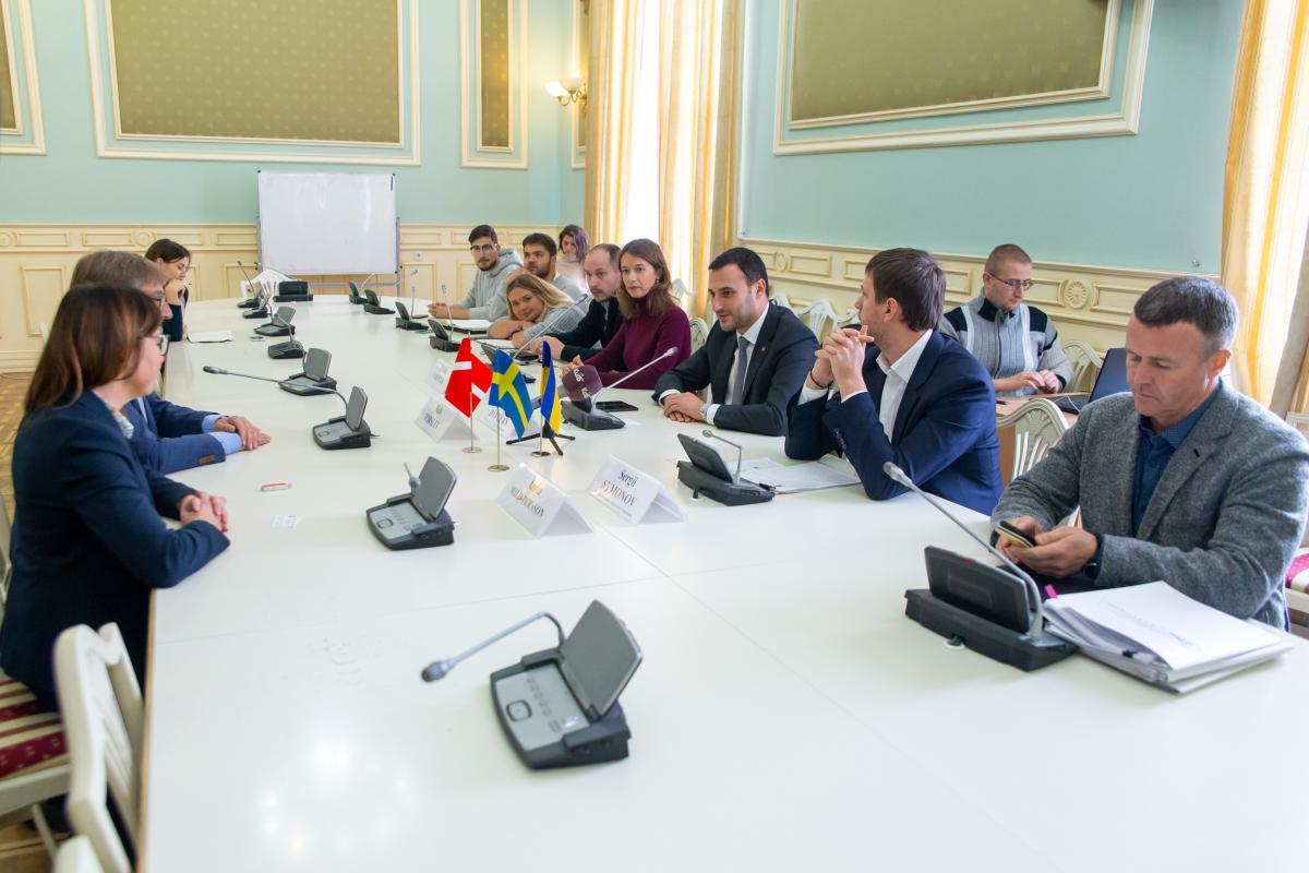 Київ скористається скандинавським досвідом у розвитку велоінфраструктури – КМДА / kyivcity.gov.ua
