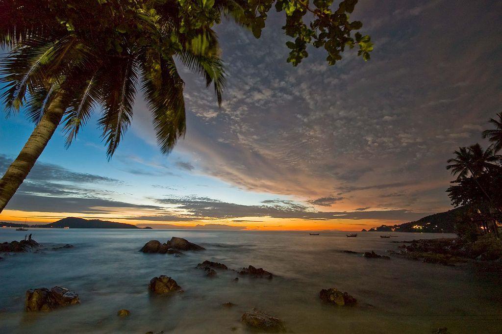Остров откроется для привитых туристов / Фото wikipedia.orgRene Ehrhardt