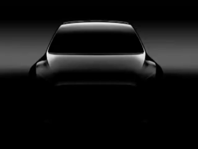 Серийное производство электрокараTesla Model Yначнется не ранее 2020 года / фото Tesla