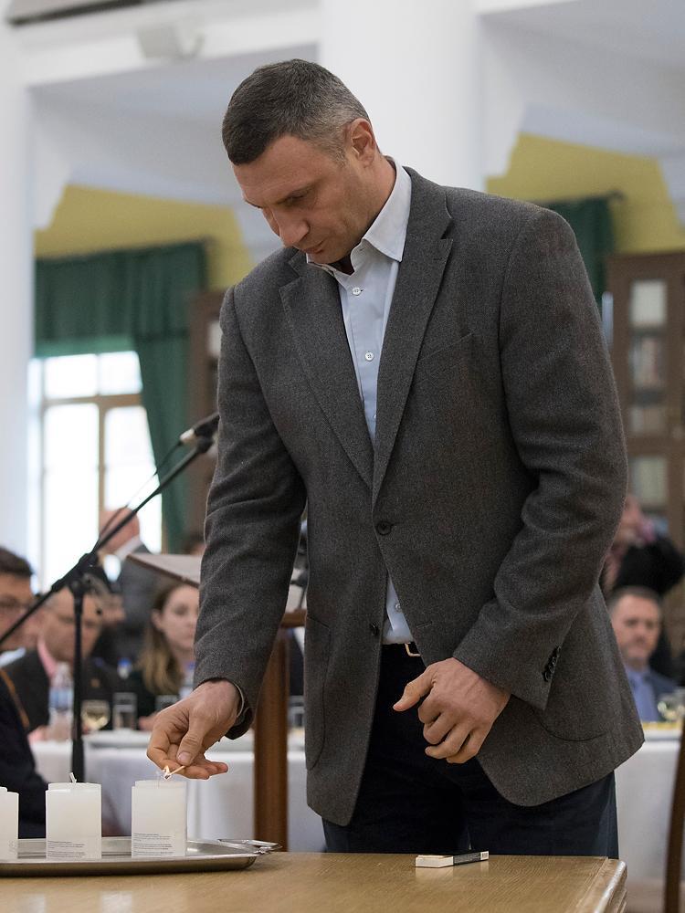 Віталій Кличко / фото kiev.klichko.org
