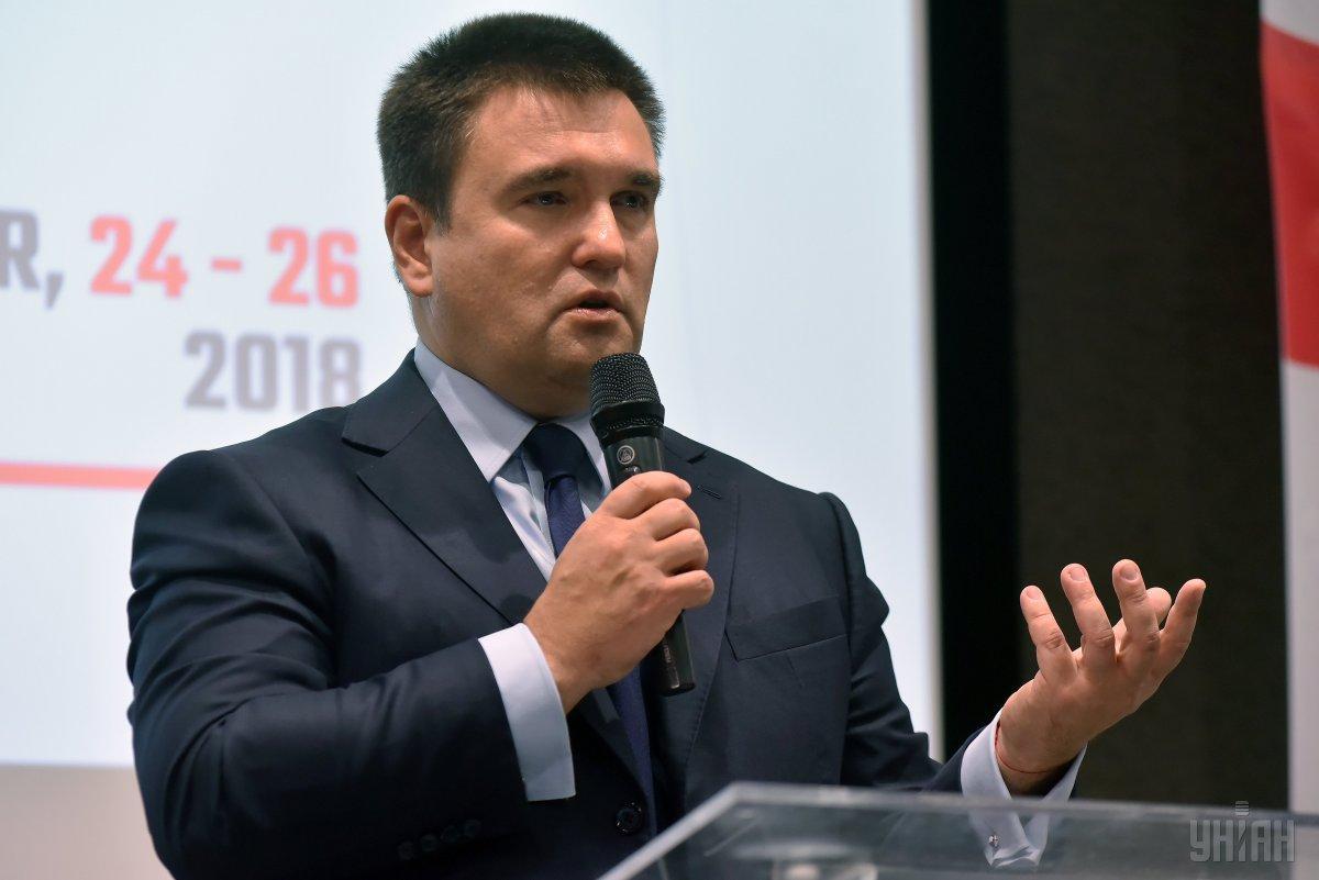 Клімкін заявив, що не долучатиметься до команди Порошенка/ фото УНІАН