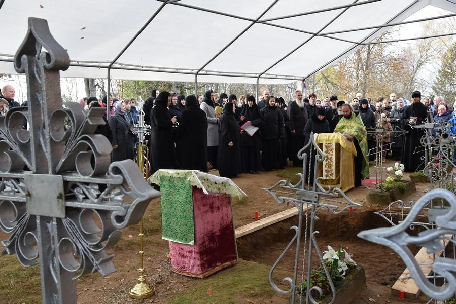 В Естонії були обрітені мощі святої монахині Катерини Пюхтицької / orthodox.ee