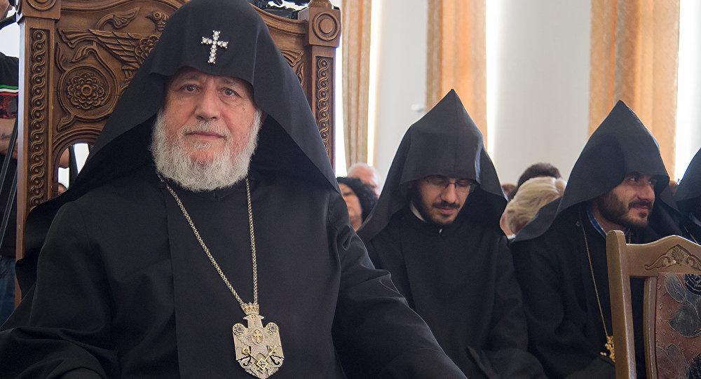Католикос всех армян / ru.armeniasputnik.am