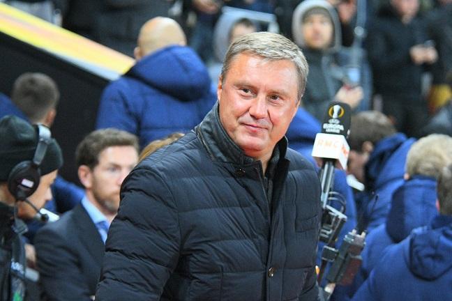 У Александра Хацкевича истекает контракт с Динамо / фото: fcdynamo.kiev.ua
