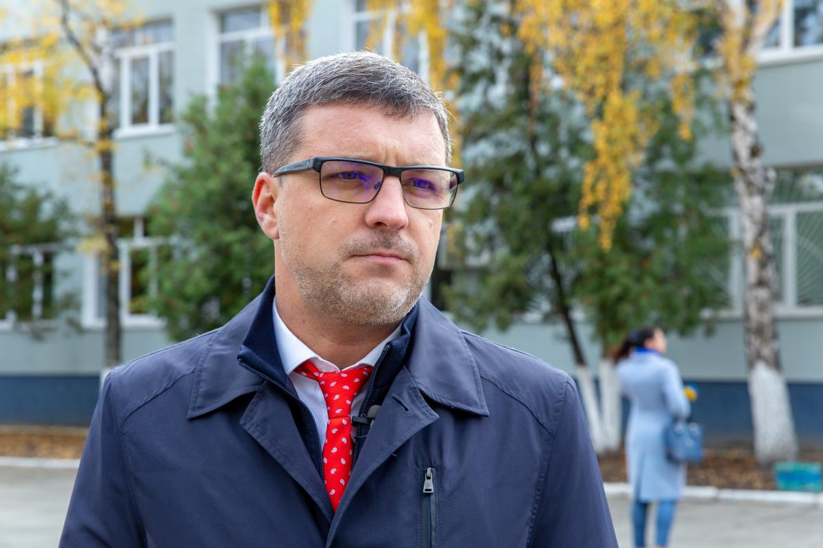 Заступник голови КМДА Валентин Мондриївський / Фото kyivcity.gov.ua