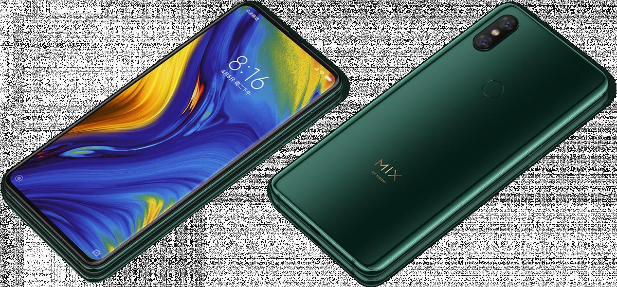 Новий флагманський смартфон Xiaomi Mi Mix 3 / фото itc.ua