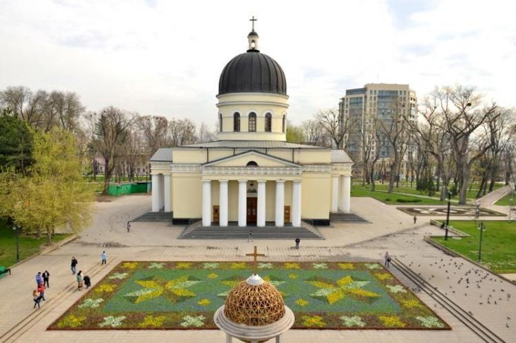 Кафедральний собор у Кишиневі / epochtimes-romania.com