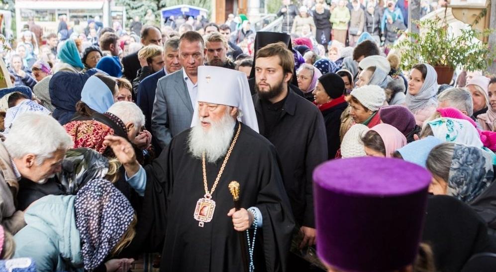 Богослужение в Одессе / eparhiya.od.ua