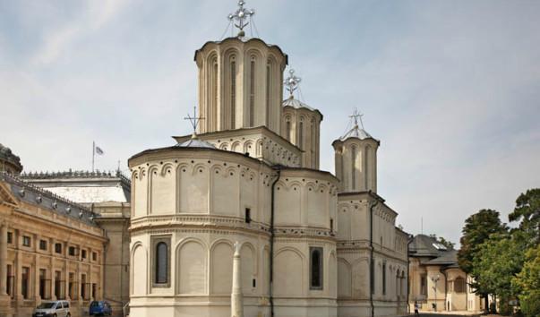 Патриарший собор в Бухаресте / rutraveller.ru
