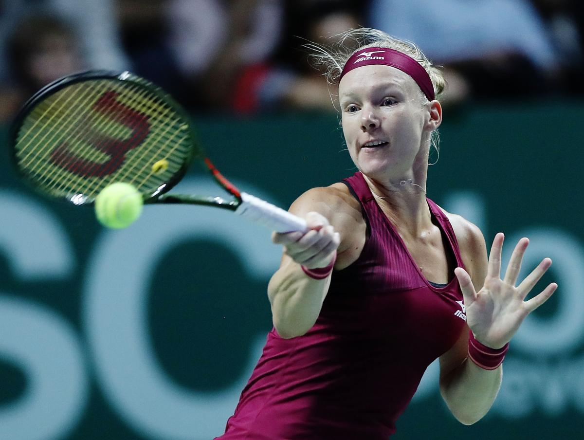 Кікі Бертенс буде суперницею Світоліної по півфіналу WTA Finals 2018 / wtafinals.com
