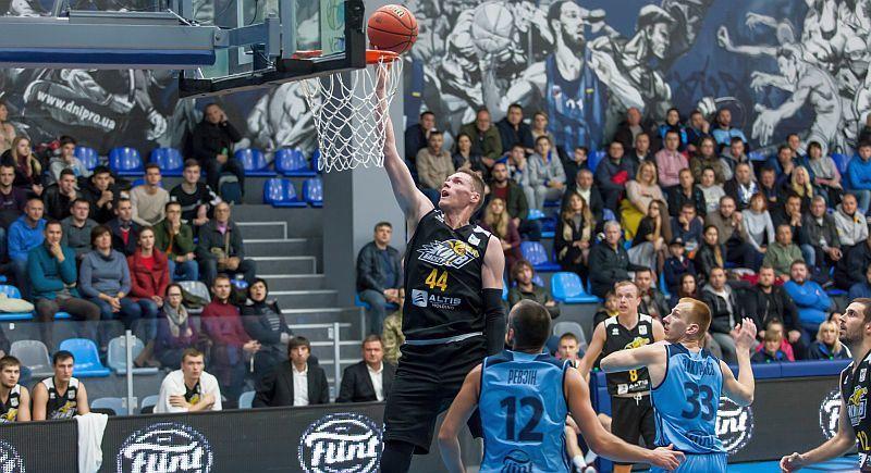 Дніпро поступився Київ-Баскету в матчі баскетбольної Суперліги / fbu.ua