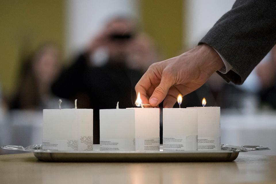 Цього року уПрийомі взяли участь представники духовенства усіх Церков в Україні / kiev.klichko.org